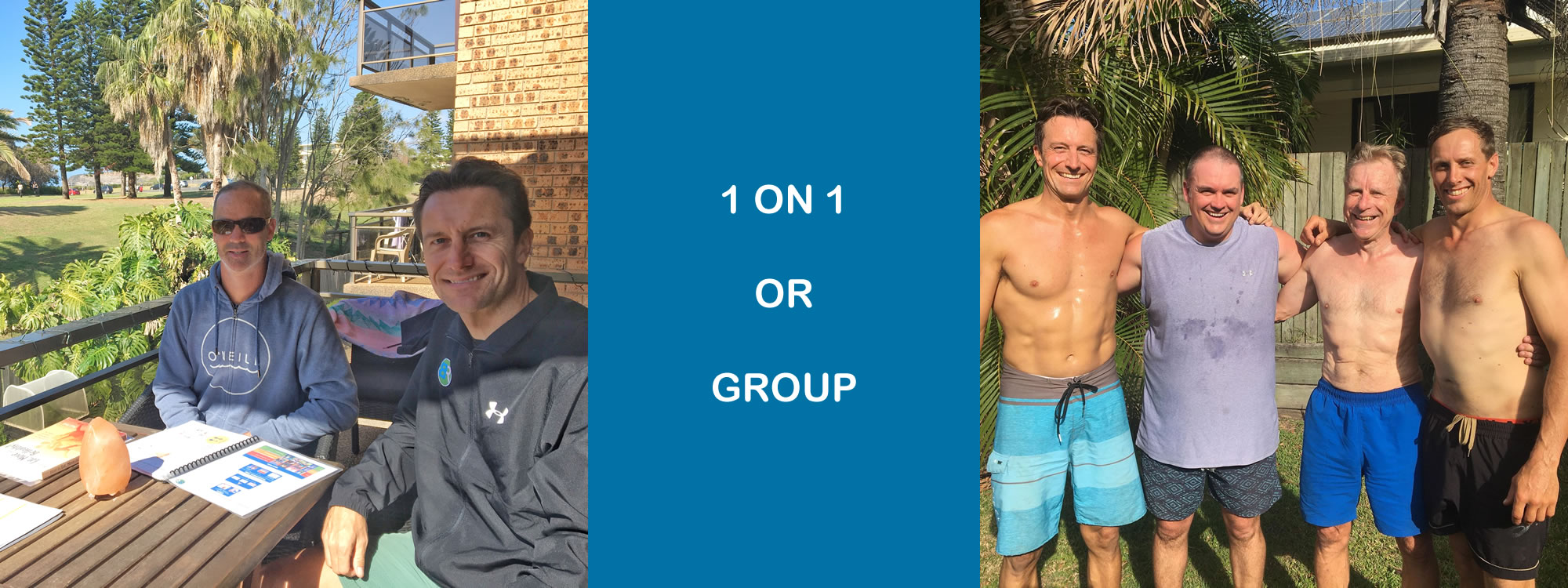 1 on 1 / Group