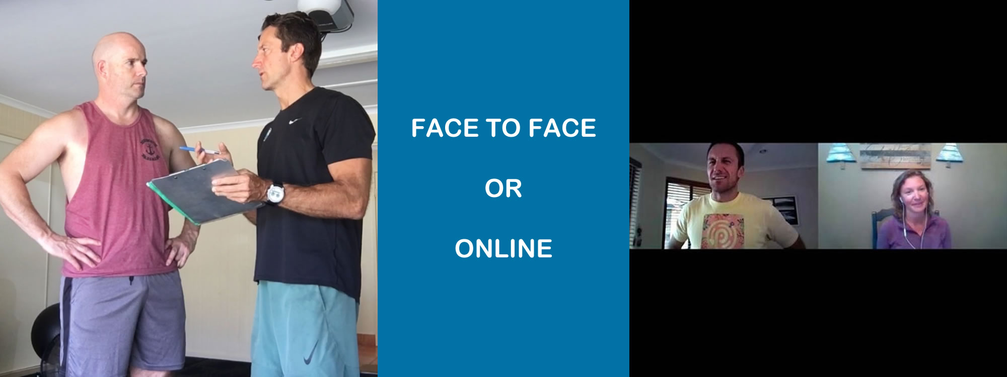 Face to Face - Online