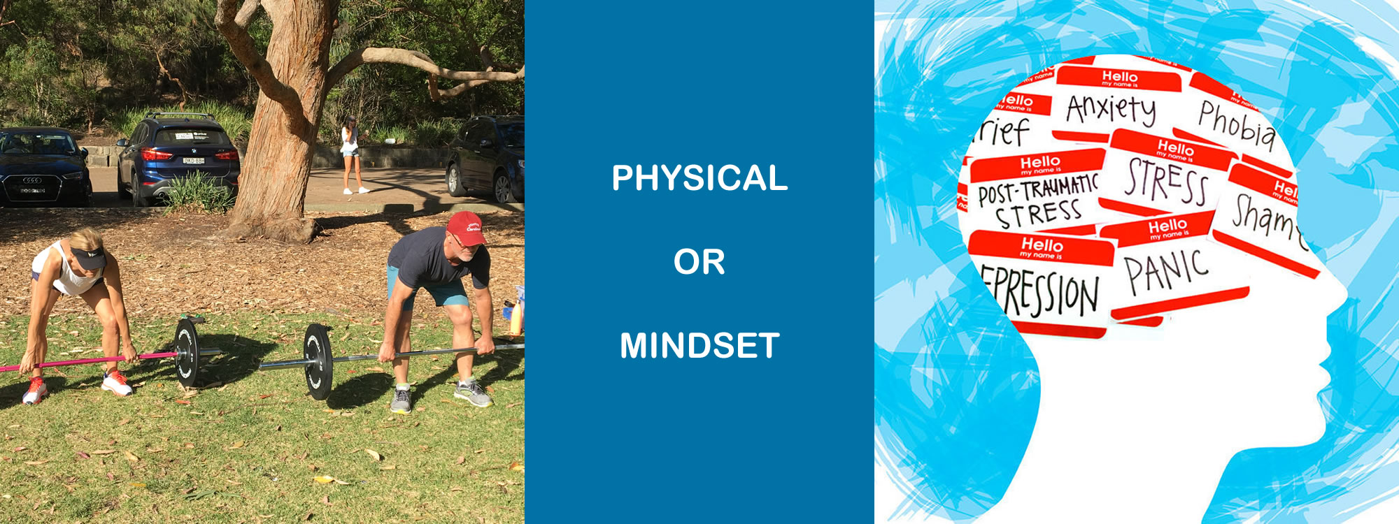Physical or Mindset Focus